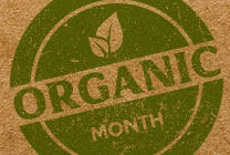 ORGANIC MONTH DRIVER