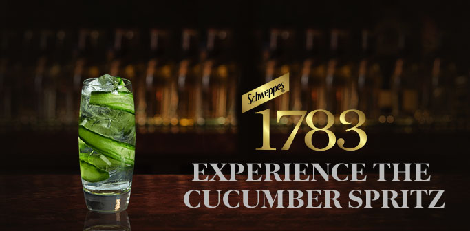 Experience The Cucumber Spritz