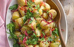 Baby Potato Salad