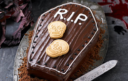 Chocolate Coffin Cake