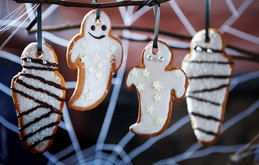 Ghost and Mummy Cookies