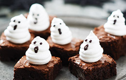 Boo Brownies