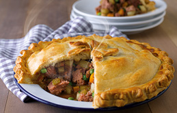 Morrisons: Recipes: Corned Beef Hash Pie