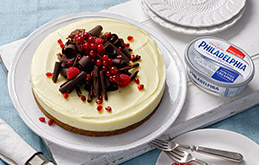 Morrisons Recipes White Chocolate Cheesecake