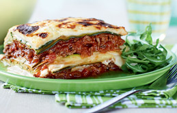 Lower-Fat Lasagne