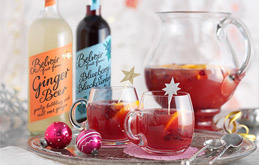 Christmas Fruit Punch