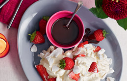 Chocolate Eton Mess - For Farmers