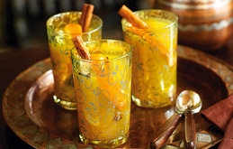 Warming Ginger Toddy