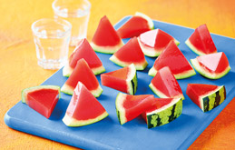 Wartermelon Vodka Jelly Shots