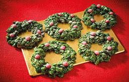 Morrisons Recipes Gluten Free Christmas Cornflake Wreaths