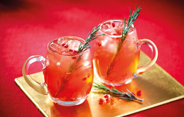Pomegranate Irish Mule