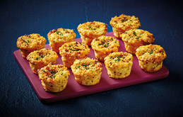 Chilli Cheese Macaroni Pies