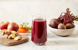 Beet the Blues Smoothie