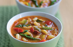 Tuscan Cabbage Soup