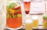 Spiced Apple and Ginger Pimm's