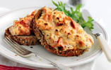 Salmon Rarebit