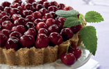 Cherry Cream Pie