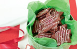 Sparkling Peppermint Biscuits