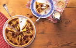 Apple, Pear and Pecan Tart