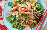 Thai Style Turkey Salad