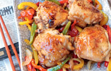 Sweet Chilli Chicken Thighs