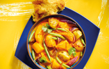 Thai Pineapple and Butternut Squash Curry