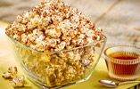 Chocolate and Maple Popcorn