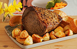 Morrisons Mother's Day Roast Beef and Crispy Roast Potatoes