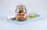 Tuna Salad Jars