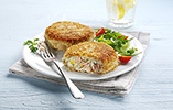 Simple Tuna Fish Cakes