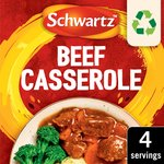 Schwartz Beef Casserole Recipe Mix