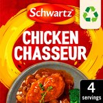 Schwartz Chicken Chasseur Recipe Mix