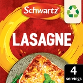Schwartz Lasagne Recipe Mix