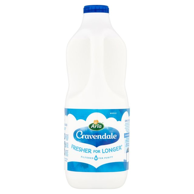 Cravendale Whole Milk
