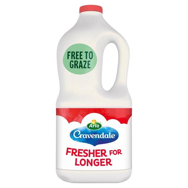 Cravendale Skimmed Milk