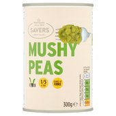 Morrisons Savers Mushy Peas