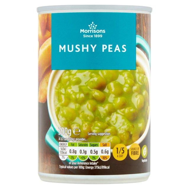 Batchelors Original Mushy Peas 300g from Ocado