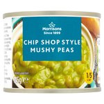 Morrisons Chip Shop Style Mushy Peas