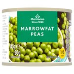 Morrisons Marrowfat Peas (145g)