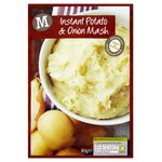 Morrisons Instant Potato & Onion Mash