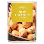 Morrisons New Potatoes (540g)