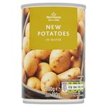 Morrisons New Potatoes (300g)