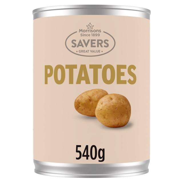 M savers Potatoes (540g)