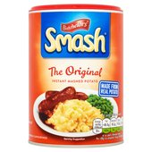 Smash Instant Mashed Potato