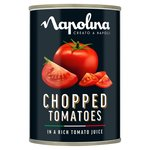 Napolina Chopped Tomatoes (400g)