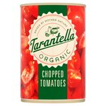 Tarantella Organic Chopped Tomatoes in Tomato Juice