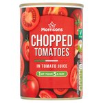 Morrisons Italian Chopped Tomatoes