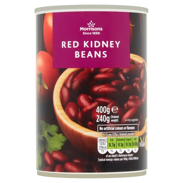 Morrisons Red Kidney Beans (400g)