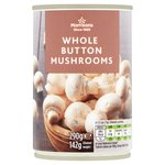 Morrisons Whole Button Mushrooms (290g)