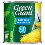 Green Giant Salt Free Sweetcorn (340g)